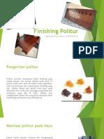 Finishing Politur