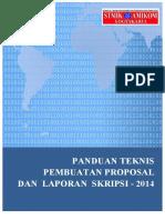 Panduan Teknis Ver 6.2 Tema Skripsi