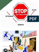 Actividad Actos y Condiciones y Señalizacion