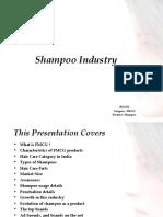 Industry Shampoo