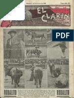 El Clarín (Valencia). 11-9-1926