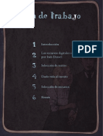 """Guía Docente sobre """"El almohadón de plumas"""""""