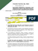 Constitucion 1993 PERU
