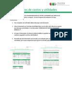 6. Ejercicio Modulo 3 de Costos y Utilidades