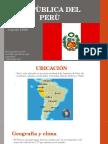Repùblica Del Perù