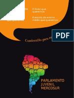 Cuadernillo Estudiante Parlamento del Mercosur