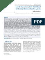 urban heat island in chennai.pdf
