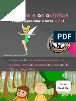 Oriana e os ovinhos - História da letra o.pptx