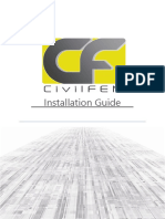 CivilFEM 2016 Installation Guide Student