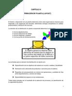 Cap 6. Estrategia de Dsitribución de Planta