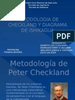 Metodologia de Checkland y Diagrama de Ishikagua (1)