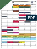Calendario Actividades Agosto 2016-Enero 2017 Final