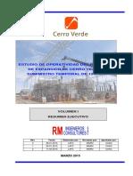 Suministro de 12 MW Cerro Verde