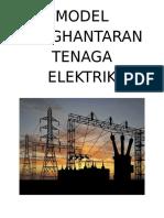 Model Penghantaran Tenaga Elektrik