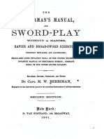 Berriman M.W. - the Militiaman's Manual, And Sword-play Without a Master 1861
