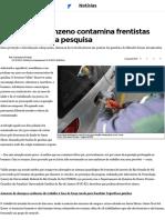 Exposição a Benzeno Contamina Frentistas Gaúchos, Aponta Pesquisa - Zero Hora