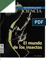 Investigación y Ciencia Temas 02 - El Mundo de Los Insectos