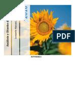 Actividad 2 - Análisis y Diseño de Sistemas I