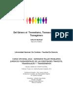 Identidades Trans