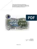 Biografia Orff