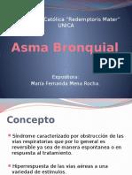 Clase Medicina Interna - Asma Bronquial.pptx