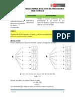 Estrategias Propuestas Para La Resoluciòn Del Practiquemos de La Ficha n