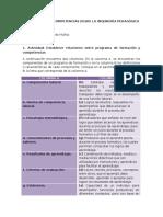 Diagnóstico de Competencias Desde La Ingeniería Pedagógica1