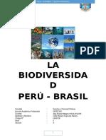 Biodiversidad Peru Brasil