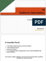 Ficha III_CG_Conceito e Natureza Da Auditoria