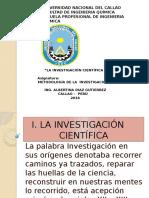 Investigación Cientifica I