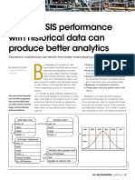 Tracking SIS Performance With Historical Data Can Produce Better Analytics