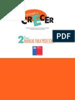 Manual Profesor 2do Basico