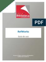 Manual Refworks (1)