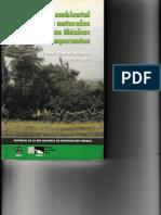 Gestion ambiental de recursos naturales en México.