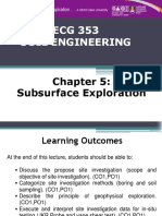 Chapter 5 (Subsurface Exploration)