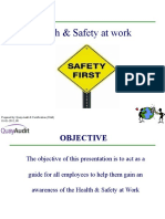 EMS and OHSAS Training for Workers1