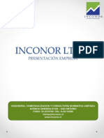 Inconor Ltda_(Presentación Empresa)