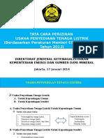 Perizinan IUPL, Permen 35 Tahun 2013