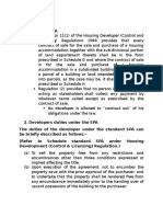 Housing Development Research