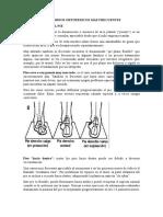 Trastornos Ortopedistas Más Frecuentes