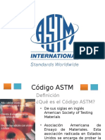Clase Astm