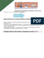 Preventivo Costruzione Recinzione e Ampliamento Box-ROMA