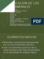 Clasificacion de Los Minerales (1)