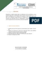 gestion de inventario Objetivos Entrega Proyecto Grupal
