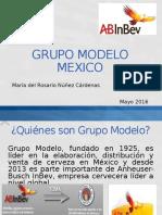 Grupo Modelo Mexico
