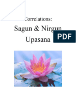 Correlations - Sagun & Nirgun Upasana