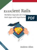 Efficient Rails Sample