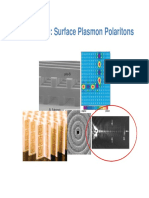 Lecture on the Web Surface-plasmons-polaritons