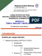 Análisis Sísmico Método Cuasi-Estatico.