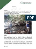 Curieuse Achievement Report March 2016